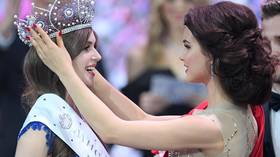 Fairest of them all: Meet young painter crowned Russia's new beauty queen (PHOTOS)