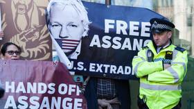 Bullhorns: 'Assange'