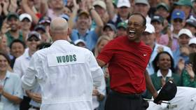 'One of the greatest comebacks in history': Reaction as Tiger Woods wins first major in a decade
