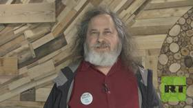 Richard Stallman: Facebook is surveillance monster feeding on our personal data