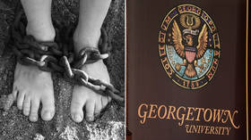 Georgetown University students vote reparations for slavery into future tuition