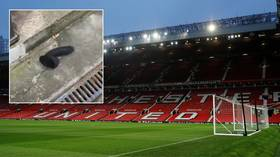 'Can it play center-back?' Fans react after sex toy found in Old Trafford dugout