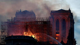Notre Dame blaze tragedy for all Christians – Russian Orthodox Church