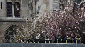 No sign Notre Dame fire was intentional – Paris prosecutor