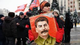 Joseph Stalin's approval rating hits historic high – poll