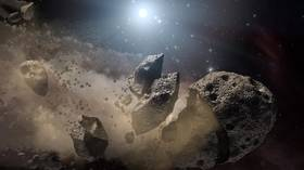Key to the mystery of life? 3.5mn yo comet found inside meteorite could reveal solar system secrets