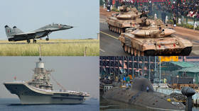 India has vast arsenal of Russian-made weapons & seeks to expand it (PHOTOS)