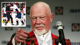 'Play with the bull, get the horns': Don Cherry on Ovechkin v Svechnikov brawl