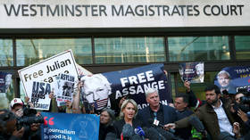 'Ashamed to be an Englishman': Roger Waters slams UK as accomplice of US Empire in Assange saga