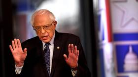 Liberals furious with Sanders for Fox appearance, but Obama and Clinton get a pass