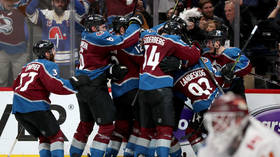 'We don't lose at home': Colorado Avalanche steal nail-biting OT win from the Flames
