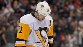 'We're not champions anymore. No one respects us': Malkin on Penguins' playoffs elimination