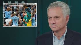 'They got it right': Mourinho on vital VAR moments in Man City-Spurs Champions League thriller
