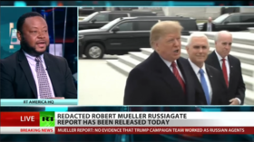 Mainstream media's rage & fury over Mueller report