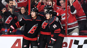 No time wasted: Hurricanes' Warren Foegele scores 17 seconds into Game 4 against Caps