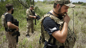 Citizen's arrest or kidnapping? US militias told to stand down after catching 300+ migrants (VIDEOS)