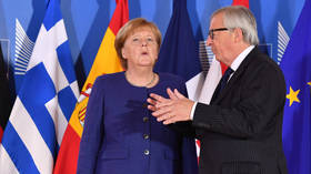 'Lovable work of art': Juncker says outgoing Merkel too 'qualified'  to be lost as EU leader