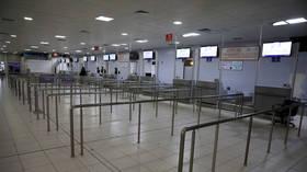 Libya's only airport shuts down amid airstrikes & gunfire in Tripoli