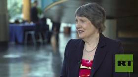 Neutered for neutrality? Helen Clark, former prime minister of New Zealand