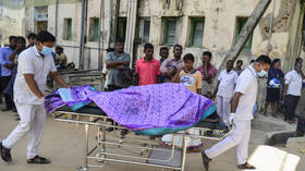 Death toll in Sri Lanka terror spree jumps to 290, about 500 wounded