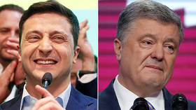 US & Europe react to Poroshenko's defeat by comedian Zelensky in Ukraine