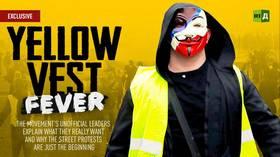 Yellow Vest Fever