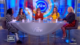 Meghan McCain accuses Whoopi Goldberg of finding terrorism 'funny' in voting rights debate