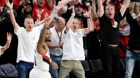 Buzzer beater! Portland's Damian Lillard sinks Oklahoma with INCREDIBLE 3-pointer in NBA Playoffs
