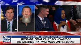 'Ungrateful': Fox host Tucker Carlson claims Ilhan Omar is 'attacking country that took her in'