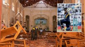 'I'll never forget the scene': Sri Lankan cricketer recalls bomb attack horror