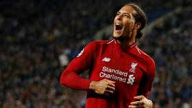 Liverpool's Virgil van Dijk set to be announced PFA Player of the Year - reports