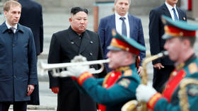 Kim in Russia for 1st summit with Putin – 18 yrs after his father
