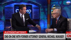 Former Attorney General Mukasey shreds CNN for 'misleading people' with Russia conspiracy theories