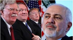 'Lured into war'? Iranian FM warns Trump could be duped into crisis by hawkish 'B-team'