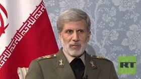 Off target threats? Iranian Minister of Defense Amir Hatami