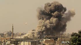 US coalition killed 1,600 civilians in Raqqa offensive - Amnesty International