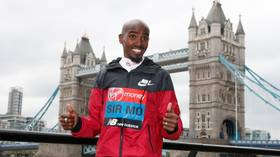 Mo Farah and Haile Gebrselassie engage in war of words over 'stolen money'