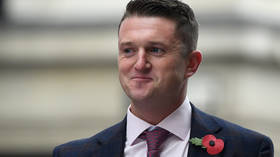 Tommy Robinson says he will stand as independent MEP candidate in May elections