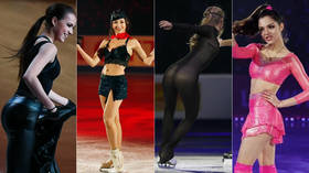 Sex revolution? New 'striptease' trend replaces classic routines in figure skating (PHOTOS)
