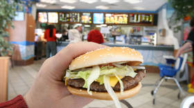 Like cigarettes: Russian MP proposes health warning labels for burgers