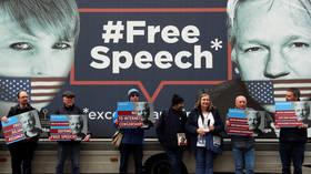 DOJ could build Assange case on Espionage Act, carries possible death sentence