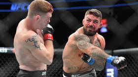 'I'm hanging myself at this point': UFC star Mike Perry details potentially tragic training accident