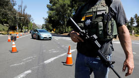 California synagogue gunman possible suspect in mosque arson, linked to Christchurch-style manifesto