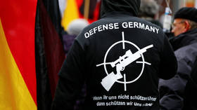 German far-right training for CIVIL WAR & collapse of state, intel warns