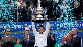 Nadal conquerer Thiem topples Russian Medvedev to clinch Barcelona Open title