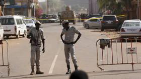 At least 5 killed in suspected jihadist attack on Burkina Faso church – reports
