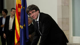 Catalan independence leader Puigdemont denied visa by Canadian government