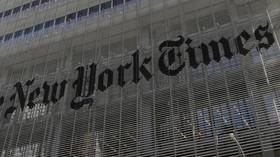 'Low point in history': Critics blast NY Times over 'anti-Semitic' cartoon & more