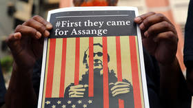 'Espionage inside the embassy:' Assange accuses Ecuadorian diplomatic staff in London of spying
