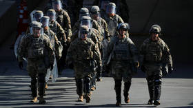 Pentagon deploys additional 320 troops to US-Mexico border